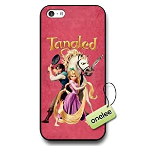 Disney Cartoon Beauty and The Beast, Hard Plastic Case For Samsung Galaxy Note 4 Cover - Personalized Disney For Samsung Galaxy Note 4 Cover Case - Black