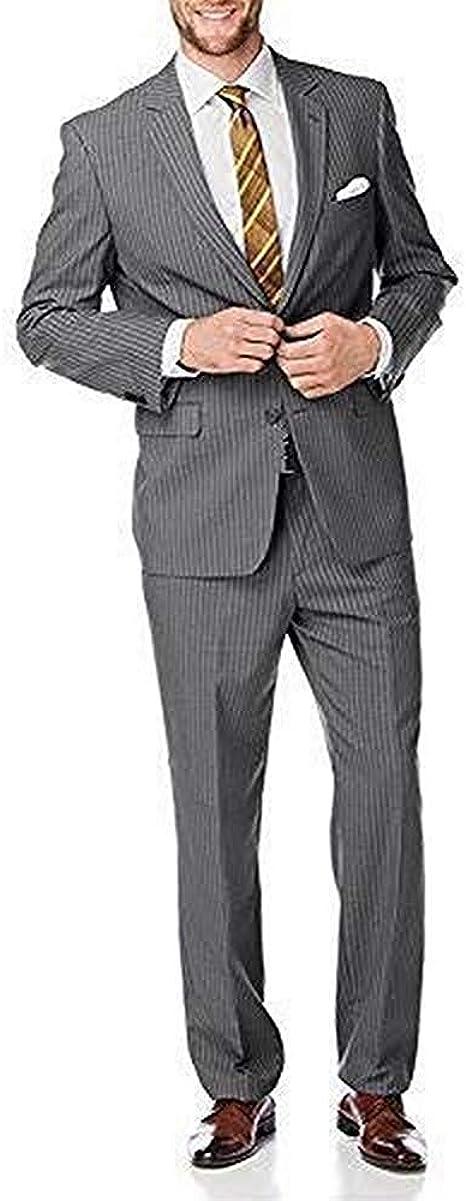 Anzug Streifenanzug von Class: : Bekleidung