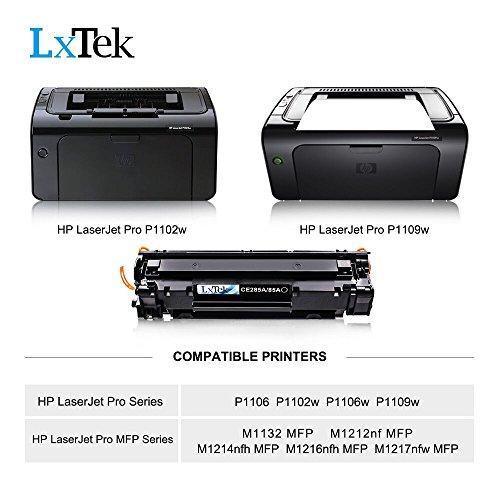Comp for HP CE285A 85A Black Laser Toner Cartridge M1132 M1212nf P1102 M1138