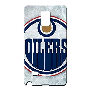 samsung note 4 Durability Fashionable Fashionable Design phone carrying case cover edm oilers
