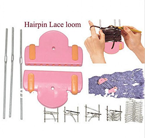 - CHENGYIDA Hair Pin Lace Tool