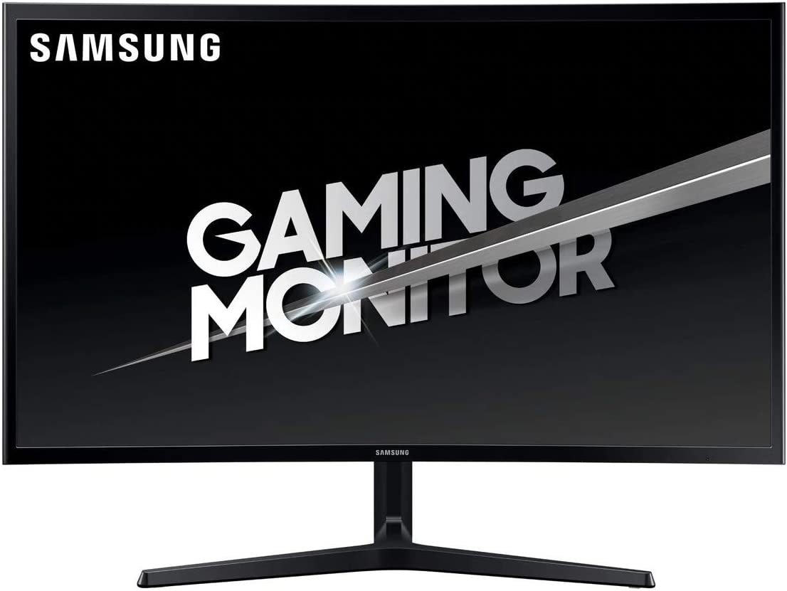 "Samsung LC32JG50FQUXEN - Monitor curvo Gaming da 32"" (FHD 1920 x 1080p, 4 ms, 144 Hz, LED, 16:9, 1800R, DisplayPort, HDMI)"