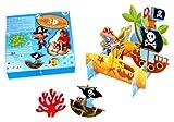 Meadow Kids Treasure Island 3D Scene by BabyCentre
