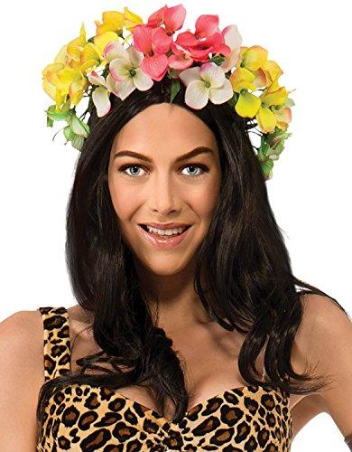 Rubie's Costume Co Women's Katy Perry Roar Wig, Black, One Size - Katy Perry Roar Halloween Costume