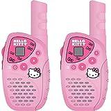 Hello Kitty Mini FRS/GMRS 22 Channels 2-Way Radio Set