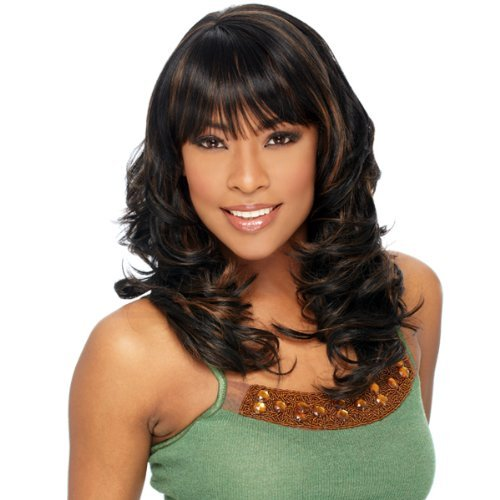 LUXURY GIRL - Shake N Go Freetress Equal Fullcap Band Wig #1B/30