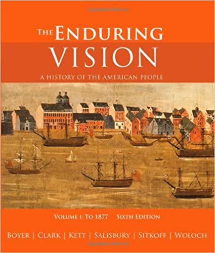 The Enduring Vision: v. 1