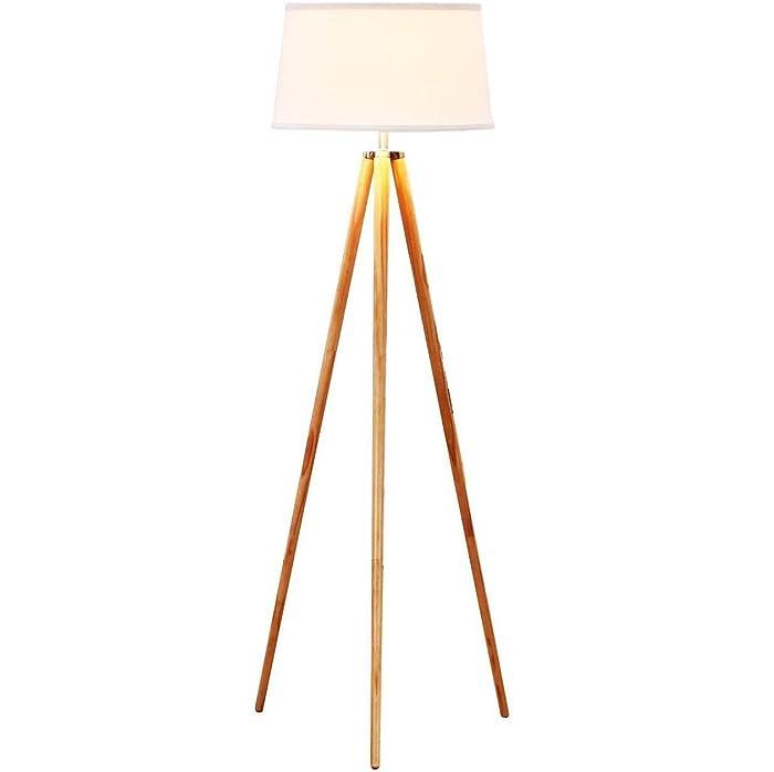 Emma Tripod Floor Lamps - Classic Design