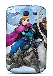 Cute Tpu LisaMichelle Frozen Movie Case Cover For Galaxy S3