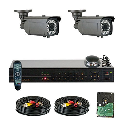 GW-Security-High-End-Outdoor-Indoor-Security-Camera-System-2812mm-Varifocal-Zoom-Lens-196-ft-IR-Long-Distance