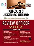 High Court of Judicature At Allahabad Review Officers Exam Books 2018