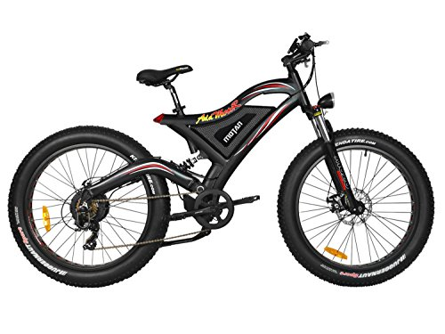 addmotor motan 750w electric bicycles 48v 11 6ah battery fat tire ebikes mountain snow beach