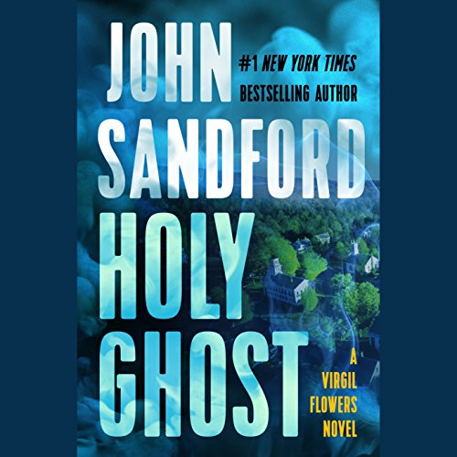 Book Cover: Holy Ghost