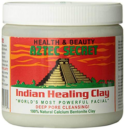 Aztec Secret Indian Healing Clay Deep Pore Cleansing, 1 Pound (24-Pack)