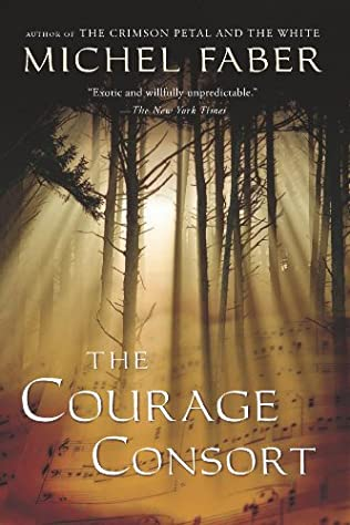 book cover of The Courage Consort