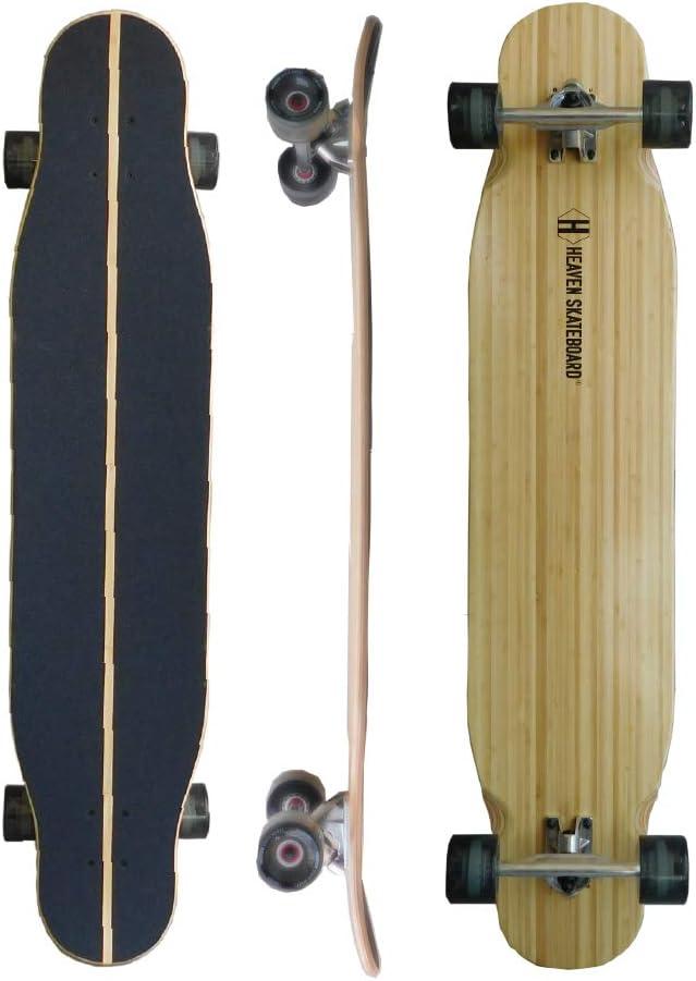 HEAVEN SKATEBOARD SPIN WAVE44インチ ヘブン スケートボード スピンウェイブ44 ロングスケートボード ダンシングスタイル