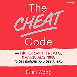 The Cheat Code Audiobook