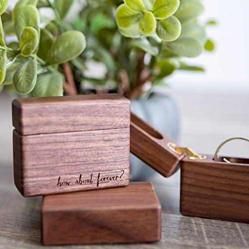 Top recommendation for engagement ring box
