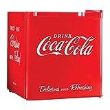 Nostalgia CRF170COKE Coca-Cola 1.7-Cubic Foot Refrigerator