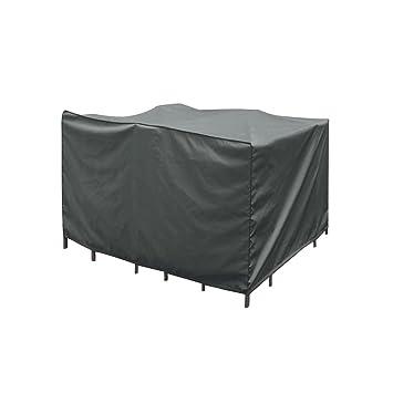 GroB Greemotion Abdeckung Für Loungemöbel   Abdeckhaube Gartenmöbel Grau    Schutzhülle Lounge Set   Wetterschutz Hülle