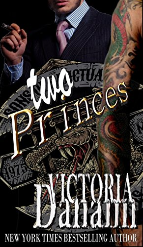 Two Princes by Victoria Danann ebook deal