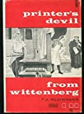 img - for Printer's devil from Wittenberg book / textbook / text book