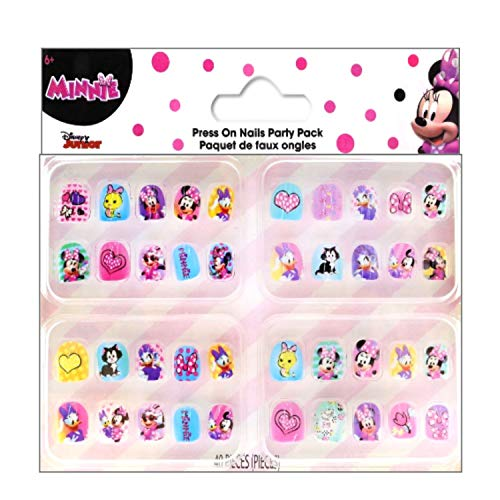 Minnie Mouse Decorative Nail Stickers Play Set