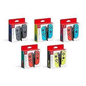 Nintendo Blue/ Neon Yellow Joy-Con (L-R) – Switch