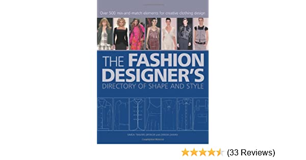 The Fashion Designer\u0027s Directory of Shape and Style Over