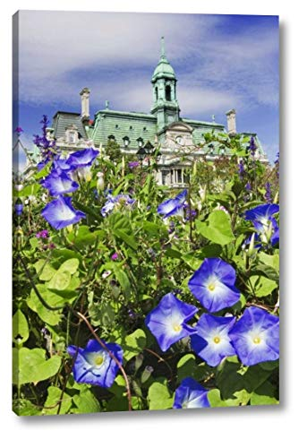 Canada, Quebec, Montreal City Hall Building by Dennis Flaherty - 19