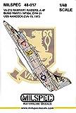 CAMMS48017 1:48 MilSpec Decals - A-4F Skyhawk VA-212 Rampart Raiders USS Hancock 1973 [WATERSLIDE DECAL SHEET]