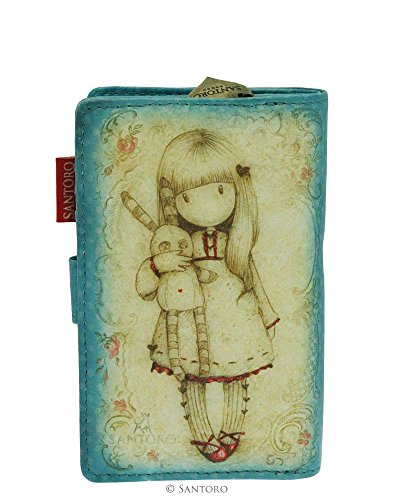 406833c4cec3 Santoro Gorjuss Small Wallet Purse - Hush Little Bunny - Import It All
