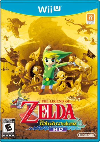 The Legend of Zelda: The Wind Waker HD - Wii U [Digital Code] by Nintendo