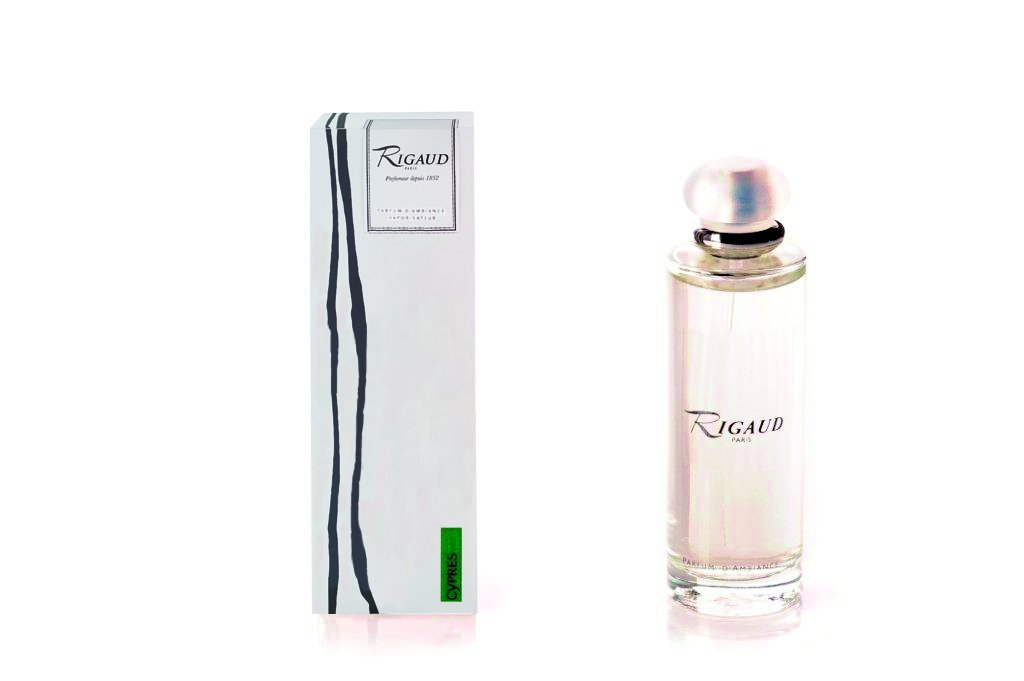 Rigaud Paris, Cypres (Cypress) Room Spray / Fragrance (Parfum d'ambiance Vaporisateur), 3.3 fl. oz, Made in France by Rigaud