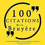 100 citations de La Bruyère   Jean de La Bruyère