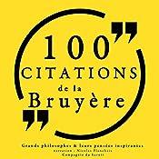 100 citations de La Bruyère | Jean de La Bruyère