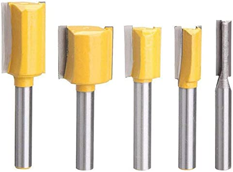 """1//2/"""" Shank Router Bit Extra Long Router Tool Woodworking Trimming Milling Cutter"""