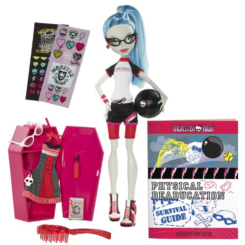 Monster High Classroom Playset And Ghoulia Yelps Doll (Monster High Ghoulia)