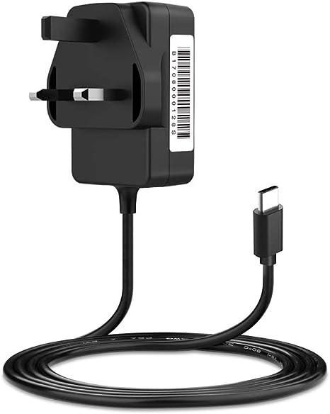 BENSN - Cargador de repuesto para Nintendo Switch, 39 W PD USB-C ...