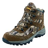 Northside Men's Dakota Waterproof Hiking Boot, Tan Camo, 9.5 D(M) US