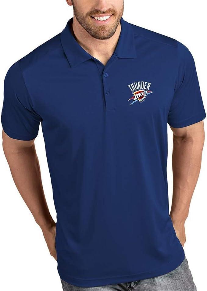 Camiseta De NBA Oklahoma City Thunder Transpirable Ropa De ...