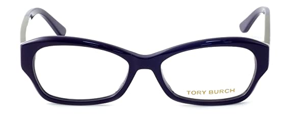 75bec52fae Tory Burch Eyeglasses TY2037 1247 Plum Size 51mm at Amazon Women s Clothing  store