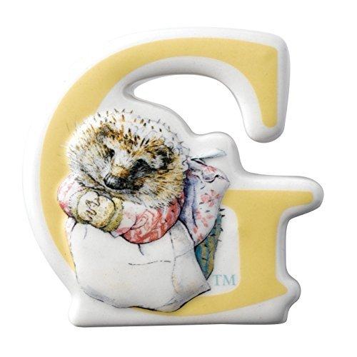 Beatrix Potter Alphabet - Beatrix Potter Alphabet, Letter G - Mrs Tiggy Winkle by Beatrix Potter