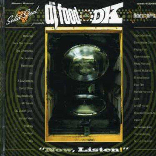 Solid Steel Presents DJ Food & DK by DJ Food & DK (mixed by) (2001-10-01) Dj Food Solid Steel