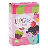 Cupcake Bandages - First Aid Kid Supplies - 480 Per Pack