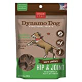 Cloud Star Dynamo Dog Hip and Joint Functional Treat Pouches, Chicken 3 Pack For Sale