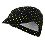 Shebeest 2016/17 Women's Femme Cycling Cap - 3653 (Polkamania Spry - One Size)