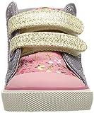 See Kai Run Girls' Kya Sneaker, Pink/Gold