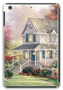 Springtime painting Polycarbonate Hard Case Cover for Apple iPad Mini with Retina Display / iPad Mini Retina/ iPad Mini 2