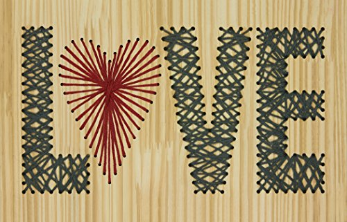 Dimensions Crafts 72-74207 Yarn Art Love by Dimensions Crafts